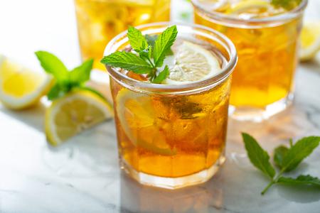 Cocktail Tequila Sunrise