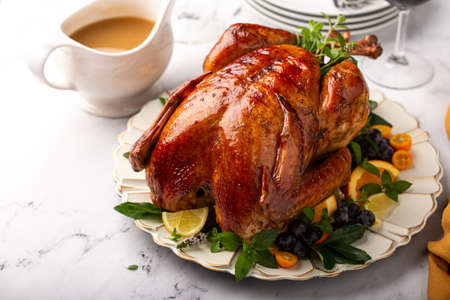 Thanksgiving or Christmas turkey