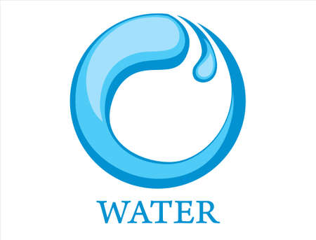 made of circular water Çizim