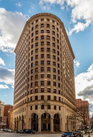 Turks Head Building, one of the oldest skyscrapers in Providence, Rhode Island