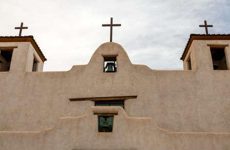 Saint Augustine Catholic Church in Isleta Pueblo, New Mexico