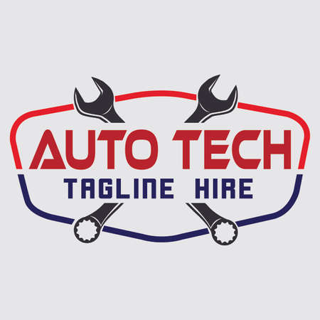 automotive service logo concept ЛОГОТИПЫ