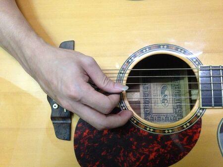gitar: Make music