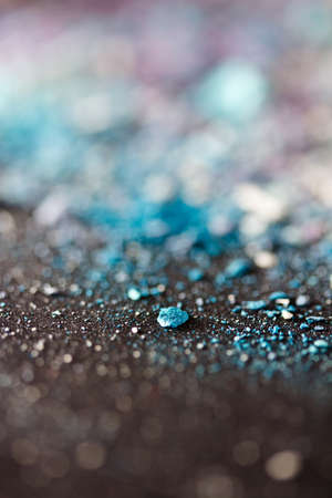 a still-life of colourful eyeshadow powder with shallow dof Stock Photo - 11074727