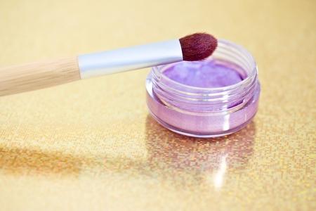 make-up shot of some eyeshadows Stock Photo - 14752507