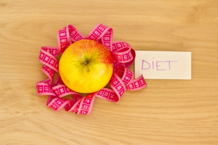 diet and healthy food: apples for fat loss photo