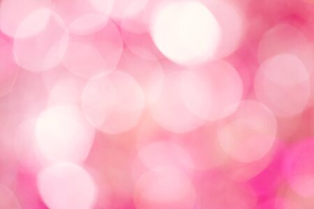 background image with pink bokeh