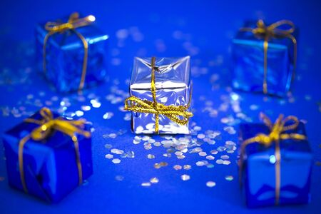 Christmas decoration depicting concept of uniqueness photo