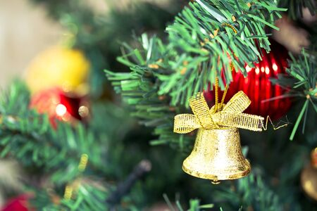 some beautiful Christmas tree decorations Stock Photo - 16834310
