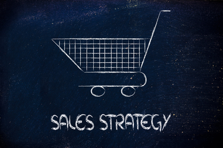 marketing strategy, design of shopping cart to fill