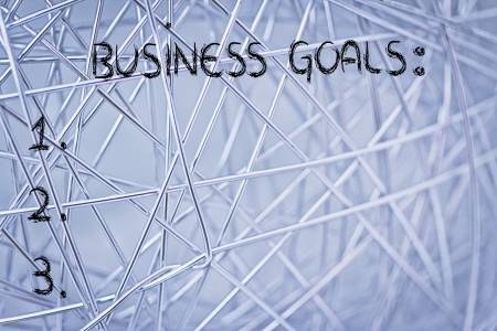 marketshare: empty to do list of business goals