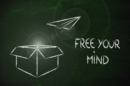 free your mind for business success photo