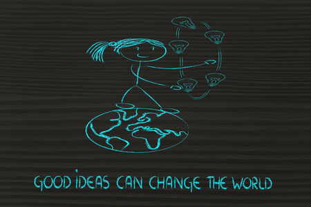 Ideas rule the world!?