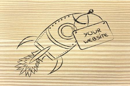 conceptual design about search engine optimization Stock Photo - 26875231