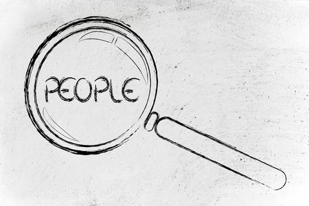 potentiality: lupa que se centra en las personas en los negocios