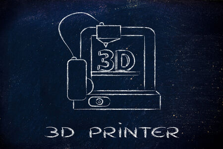 exemple de l'innovation technologique: l'impression 3D