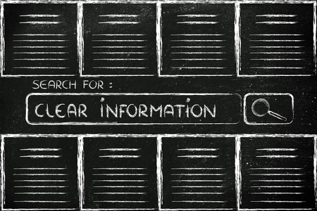 information overload, reliable sources and searching for online documents