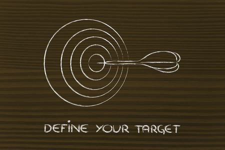 follower: concept of choosing the right target market in business
