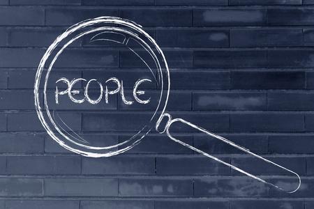 potentiality: lupa se centra en la gente de negocios
