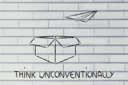 unconventionally: think unconventionally for business success
