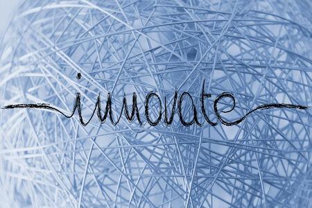 革新、ミニマルな手書き書道