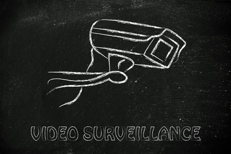 realtime: security and property protection: design of a cctv security camera