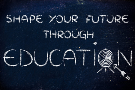 master degree: hit your targets in life, shape your future through education