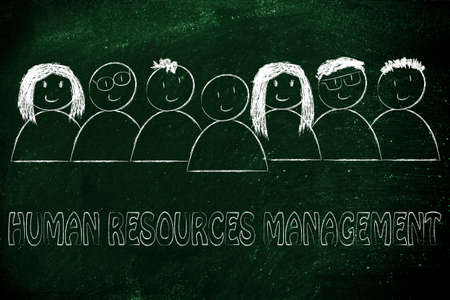 employee satisfaction: workforce and human capital: human resources management