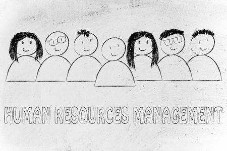 resources management: workforce and human capital: human resources management