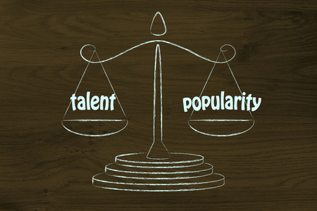 popularity: balance measuring business performance: talent & popularity