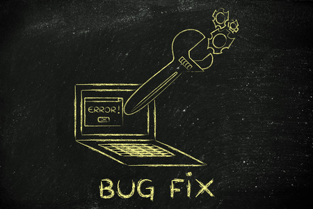 troubleshooting: Corrección de errores y solución de problemas mal funcionamiento: Llave de gran tamaño que salen de la pantalla del portátil