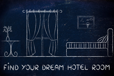 hotel reviews: travel and accomodation industry: find your dream hotel room