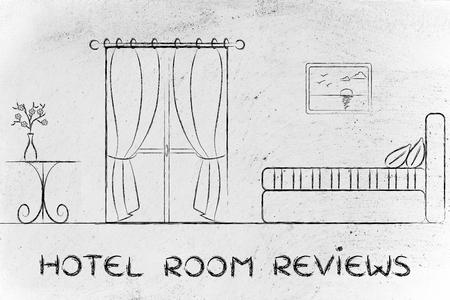 guest room: