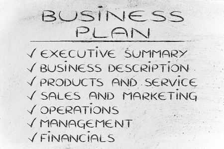 fundamental: how to make a great business plan: list of fundamental chapters to include