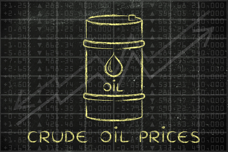 prix du pétrole brut: le baril au cours bourse performance de l'indice de fond