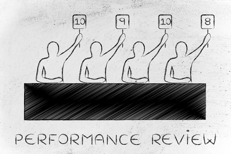 review: performance review: judges showing a good score