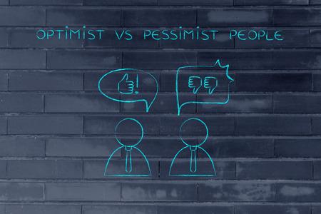 optimist and pessimist essay