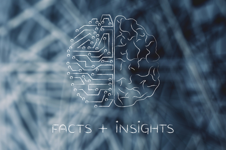 insights: facts plus insights: artificial intelligence and human brain comparison design
