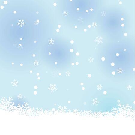 neige qui tombe: fond de neige en hiver