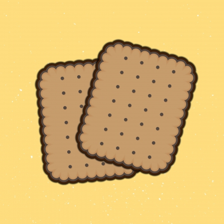 biscuit Vector
