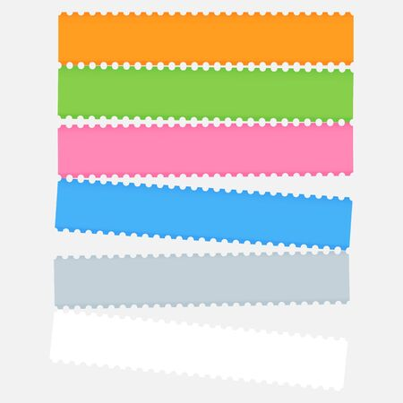 graphic color bar Stock Vector - 17019694
