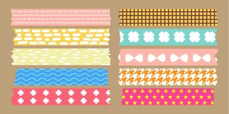 masking: enmascarando colecci�n de cintas