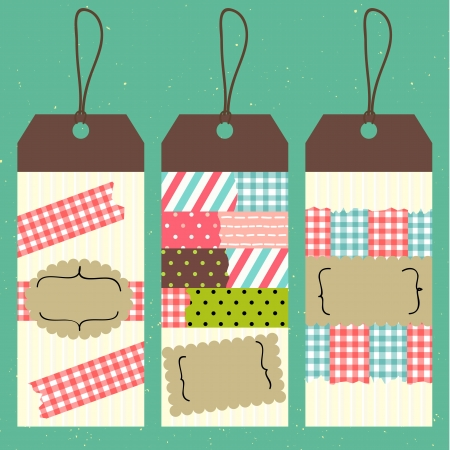 gift tag Stock Vector - 18318134