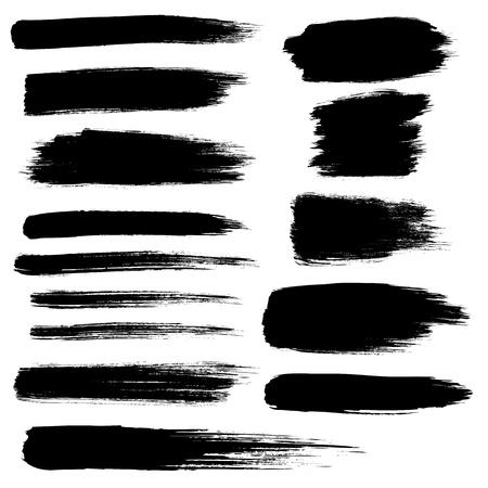 detail brush paint stroke zen collection