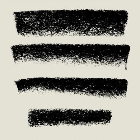 charcoal texture background banner,grunge background Illustration