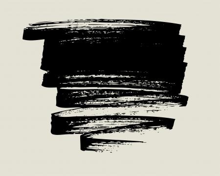 마커 페인트 질감 배경 스톡 콘텐츠 - 20234353