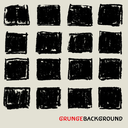 grunge shape: charcoal texture background,grunge shape,chalk background,square label