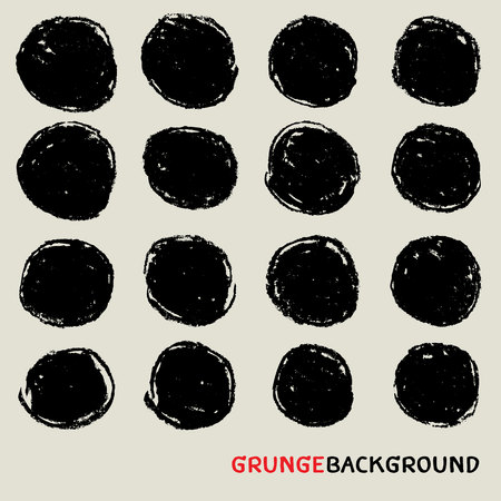 grunge shape: charcoal texture background,grunge shape,chalk background,circle label