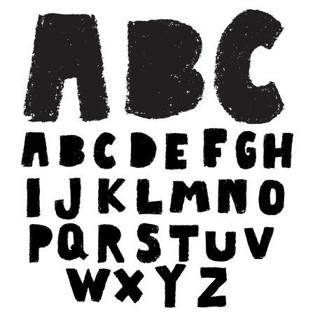 hand drawn font,doodle alphabet,abc