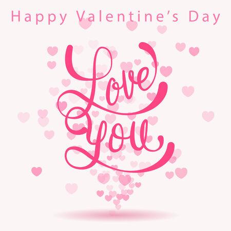 happy valentine Illustration